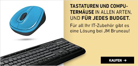 Tastaturen & Computermäuse