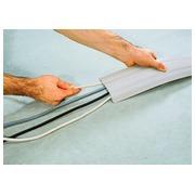 Protège-câbles en vinyle flexible