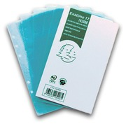 Recharge pochettes cartes de visites pour Exatime 17 - 18208E