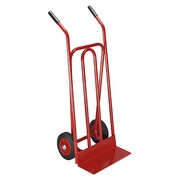 Standard hand truck with fixed shovel charge 250 kg