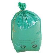 Ecological bags 30 L - pack of 500 - green