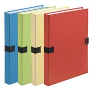 Expandable folder cardboard Forever - assorted colours