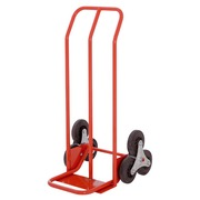 Staircase trolley double scoop with maximum load 250 kg