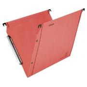 Hangmappen voor kasten 33 cm Premium kraft LMG Esselte normale bodem kleur