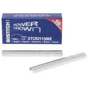Box of 5000 staples for stapler Bostitch B8R