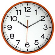 Horloge murale couleur D30 cm - A quartz - azur