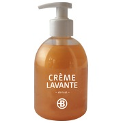 Bottle of 300 ml hand soap apricot Bruneau