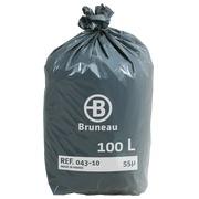 Karton 200 vuilniszakken standaard 100 liter