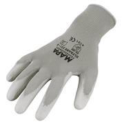 Pair of Mapa ultrane gloves, grey, size 7