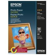 Papier photo glacé Epson A4 200 g - 20 feuilles