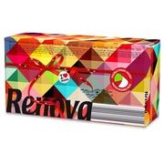 Karton mit 80 Taschentüchern Red Label zweifarbig Renova