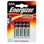 Blister 8 batterijen LR03 Energizer Max