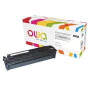Toner Armor Owa vereinbar mit HP 128A-CE320A schwarz für Laserdrucker