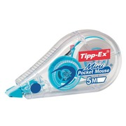Correcteur à sec Pocket Mousse Fun Tipp-Ex largeur 5 mm - Longueur 6 m