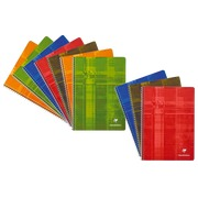 Pack 7 notebooks Metric A4 checked Clairefontaine + 3 for free