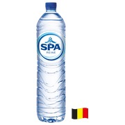 Pack 6 bottles of 1,5 l water Spa Reine