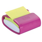 Dispenser for Z-notes Post-it fuchsia