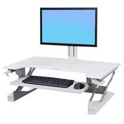 Ergotron WorkFit-TL Sit-Stand Desktop Workstation - stand