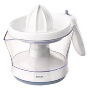 Philips HR2744 - citrus press - bright white with orange accents