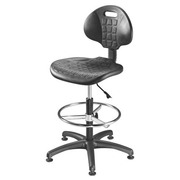 Workshop chair Tech-Pro high + feet support
