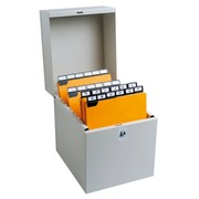 FILING BOX FOR 500 GUIDE CARDS 148X105-1