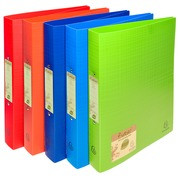 Ring binder 2 rings 30mm recycled polypropylene 700 micron Forever PP - A4 maxi