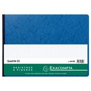Register 28x38 cm - geruit 5x5 - genummerd - 80 blad