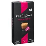 Koffiecapsule Café Royal Lungo Forte - Doos van 10