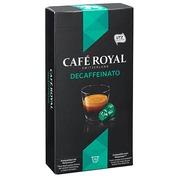 Koffiecapsule Café Royal Decaffeinato - Doos van 10