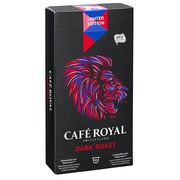 Kaffeekapseln Café Royal Dark Roast - Box von 10