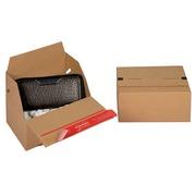 Verzenddoos Eurobox met automatische bodem B 20 x D 15 x H 10 cm