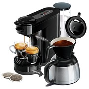 Kaffeemaschine Senseo Switch 2 in 1 schwarz