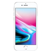 Apple iPhone 8 - zilver - 4G LTE, LTE Advanced - 64 GB - GSM - smartphone