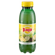 Fruit juice lime Pago 33 cl - pack of 12 bottles