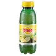 Saft Zitrone - Limone Pago 33 cl - Pack mit 12 Flaschen