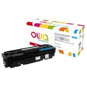 Toner Armor Owa compatible HP 410X-CF411X cyan pour imprimante laser