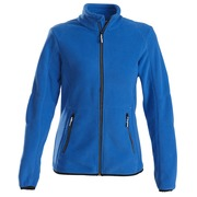 Printer Speedway lady fleece jacket Blue XS