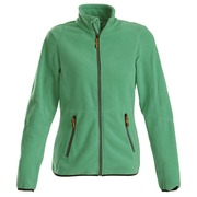 Printer Speedway lady fleece jacket Vert XS
