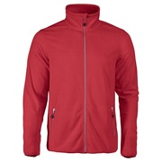 Printer Twohand Fleece Jacket Bright Rouge 4XL