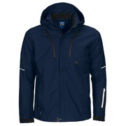 3406 3 LAYER JACKET Navy XS