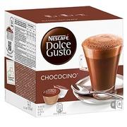 Capsules de chocolat Nescafé Dolce Gusto Chococino - Boîte de 8 + 8