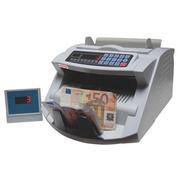 Compteuse de billets avec détection de faux