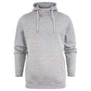 Printer Fastpitch hooded sweater RSX Grey 4XL