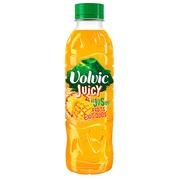 Eau Volvic Juicy exotique 50 cl - Carton de 24 bouteilles