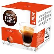 Capsules Dolce Gusto lungo Nescafé - doos van 15 + 15