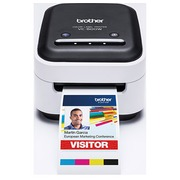 Label writer color Brother VC-500W