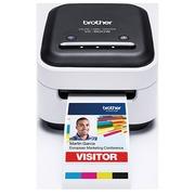 Imprimante d'étiquettes couleur Brother VC-500W