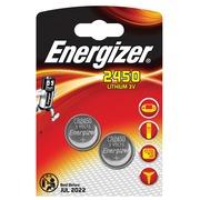 Energizer knoopcel CR2450, blister van 2 stuks