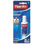 Tipp-Ex correcteur liquide Rapid sous blister
