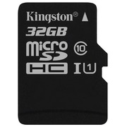 Kingston Canvas Select - carte mémoire flash - 32 Go - microSDHC UHS-I